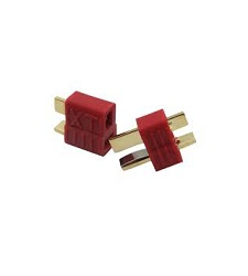 red connector T