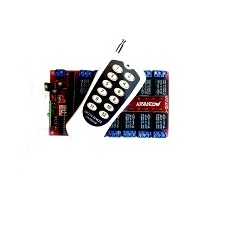 12channel remote control