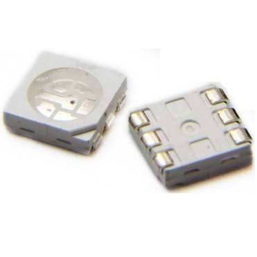 LED RGB smd 5050 common cathode
