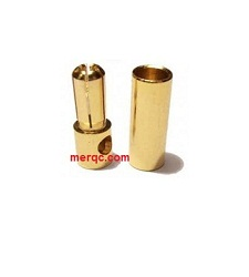 گلد کانکتور golden connector 5.5mm