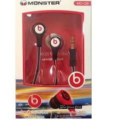 headphone beats monster MD-q8 +