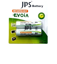 rechargeable aa battery jps