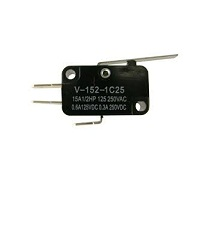 micro switch omron v-152-1c25
