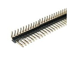 (ph 1x40 male right 1.27mm (code11