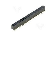 (ph smd 2x50 female on board 1mm (code6