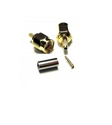 sma connector male RG174 code 9