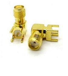 sma connector right 6 KWE RIA